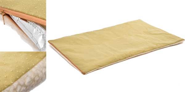 Mantita - cama térmica para mascotas disponible en 3 tamaños chollazo en AliExpress