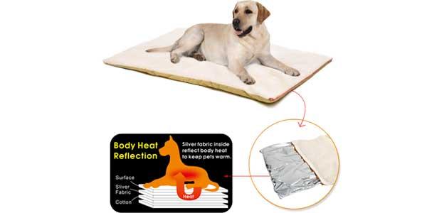 Mantita - cama térmica para mascotas disponible en 3 tamaños barata en AliExpress