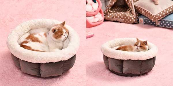 Comprar Cama tipo nido para gatos (o perros de raza pequeña) barata en AliExpress