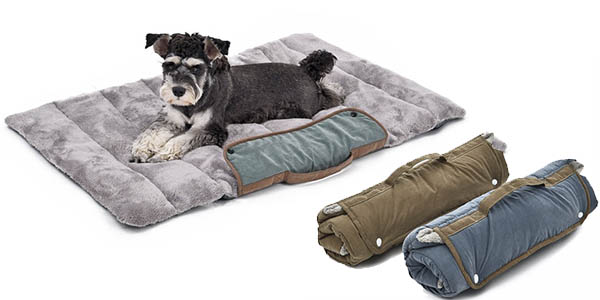 Cama para mascotas plegable y portátil