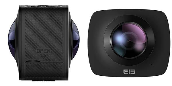 Cámara Elephone Elecam 360