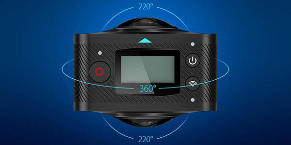 Cámara Elephone Elecam 360 grados