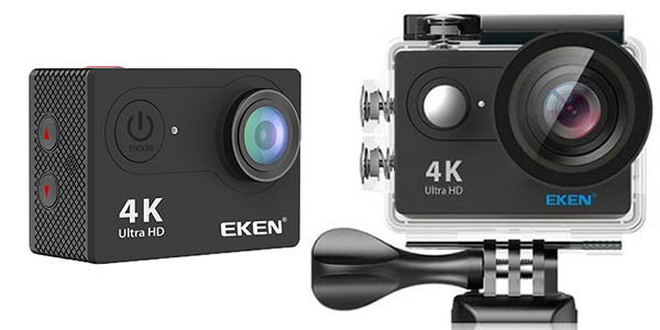 Cámara deportiva EKEN H9R Ultra HD 4K