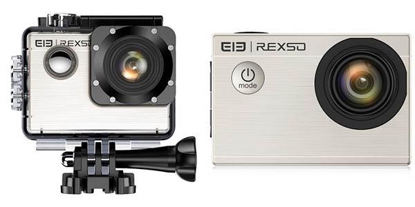Cámara deportiva Elephone REXSO Explorer X 4K