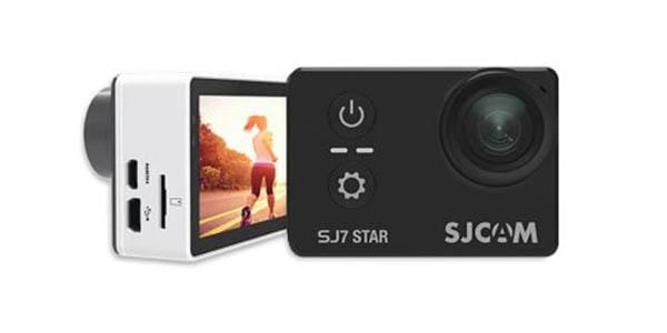 SJCAM SJ7 STAR 4K en Gearbest