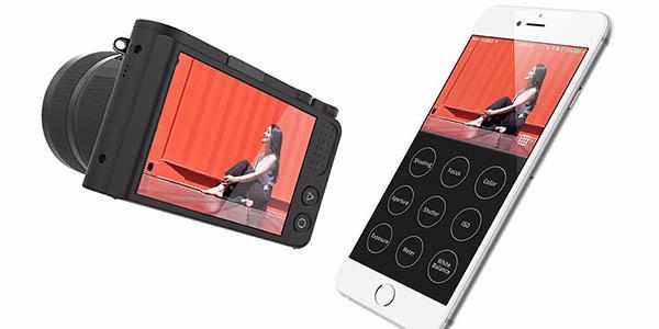 Xiaomi Yi M1 4K con bluetooth y WiFi