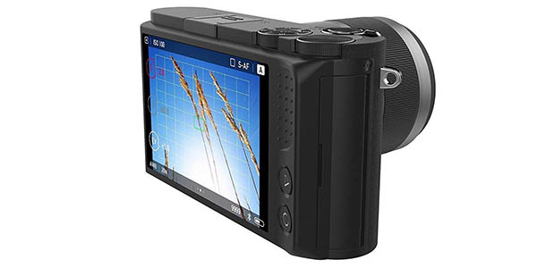 Cámara Xiaomi Yi M1 4K con pantalla táctil