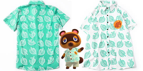 Ropa de Animal Crossing barata