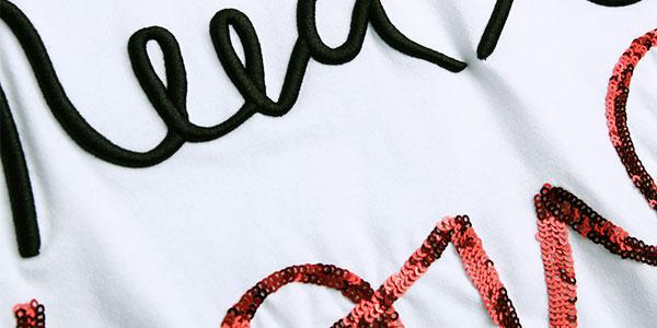 "Camiseta de manga corta para mujer Wotwoy ""All You need is Love"" barata"