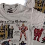 Camiseta de manga corta de He-Man (Master of the Universe) barata en AliExpress