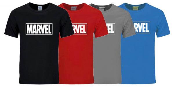 Camiseta de manga corta Marvel