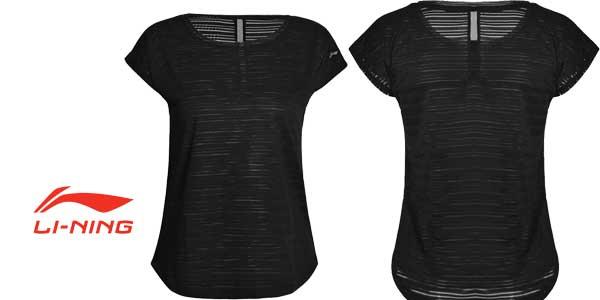 Camisetas de running Li-Ning chollazo en AliExpress