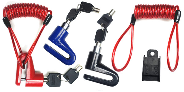 Sistema antirrobo para patinete eléctrico chollo en AliExpress