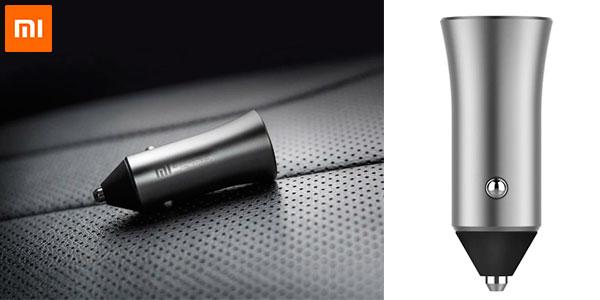 Cargador rápido USB Xiaomi para el coche barato