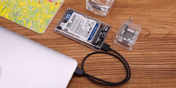 Carcasa USB 3.0 Orico barata