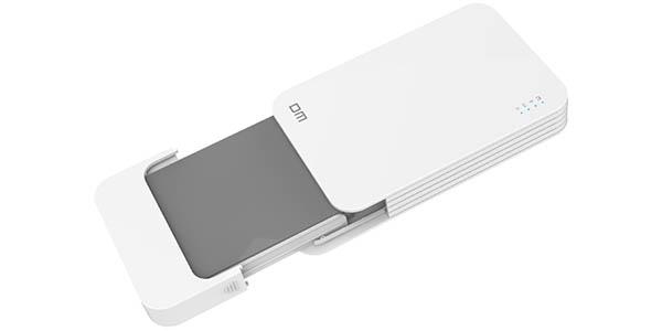 Carcasa HDD DM WFD027 blanca