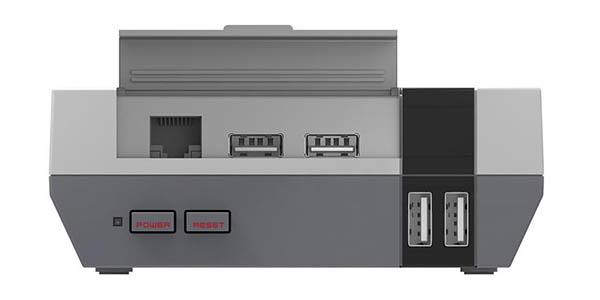 Carcasa NES Mini para Raspberry Pi 3 barata