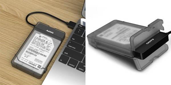 Carcasa USB 3.0 Maiwo K104 2,5 con cupón descuento