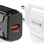 Cargador USB Udyr con carga rápida QC 3.0 barato en AliExpress