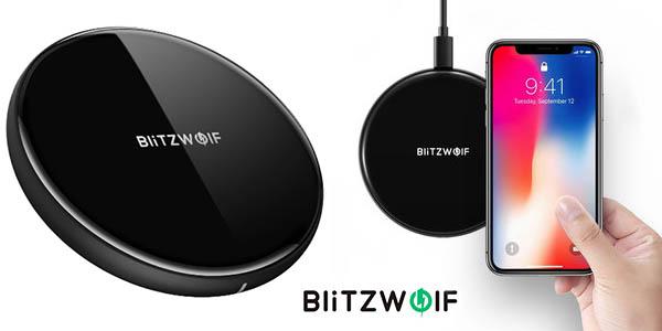 Cargador inalámbrico BlitzWolf BW-FWC3 de 5W