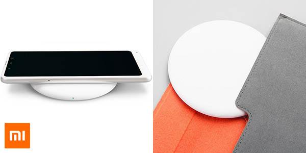 Cargador inalámbrico Xiaomi barato