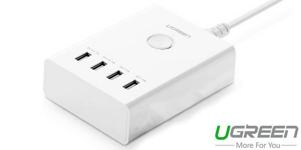 Cargador USB portátl Ugreen
