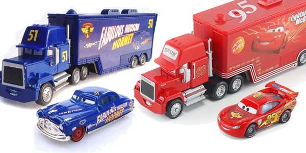 Comprar Camión + coche Cars barato en AliExpress