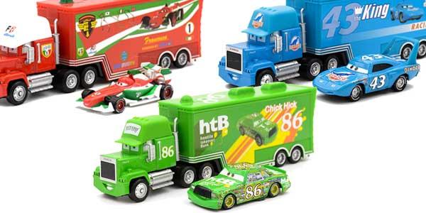 Comprar Camión + coche Cars chollazo en AliExpress