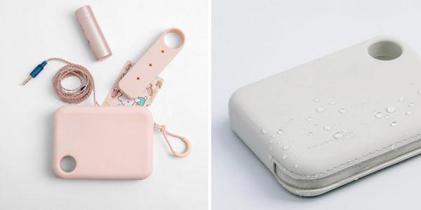 Bolsa de mano Xiaomi de silicona para cables, cargadores y accesorios chollo en AliExpress