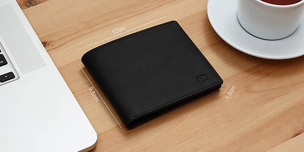 Billetera de cuero Xiaomi barata