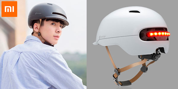 Casco de bicicleta Xiaomi Smart4u City Light Riding Smart