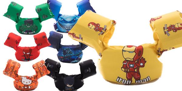 Chaleco flotador infantil para el agua barato en AliExpress