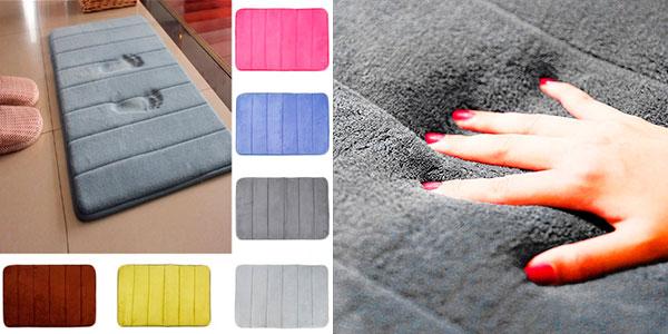Chollo Selección de alfombras de baño espuma viscoelástica