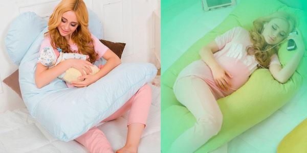 Chollo Almohada de maternidad para embarazadas