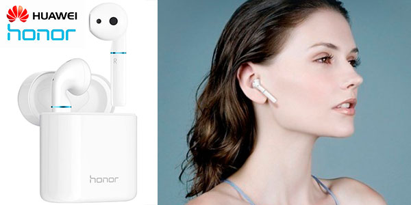 Chollo Auriculares Huawei Honor Flypods CM-H2S con Bluetooth