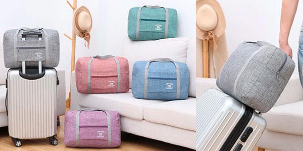 Chollo Bolsa de viaje de tejido Oxford en varios modelos