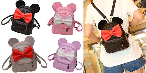 Chollo Mini Mochila de Minnie en varios colores