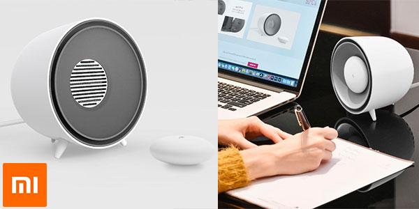 Chollo Calefactor eléctrico Xiaomi Happy Life con calentador de manos