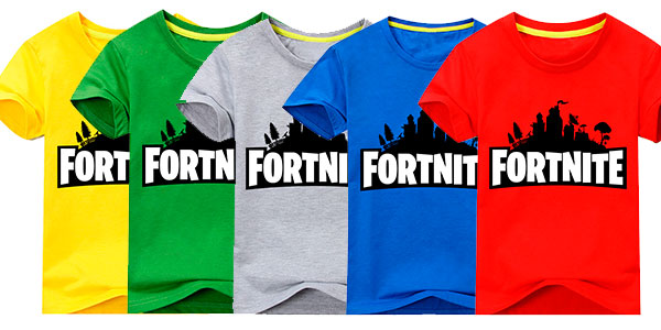 Camiseta Fortnite de manga corta