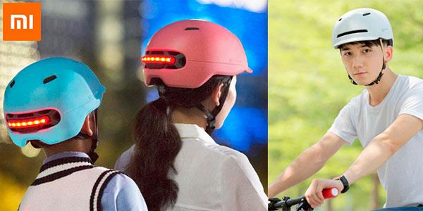 Chollo Casco de bicicleta Xiaomi Smart4u City Light Riding Smart en varios colores