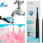 Chollo Cepillo de dientes eléctrico sónico Seago SG 507 con USB