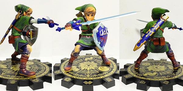 Chollo Figura Link de The Legend of Zelda de 20 cm