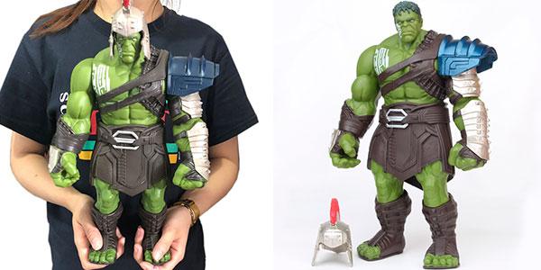 Chollo Figura Hulk Gladiador articulada de 35 cm