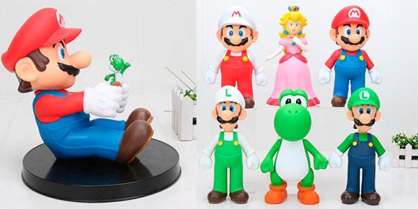 Chollo Figuras de personajes de Nintendo de 23 cm
