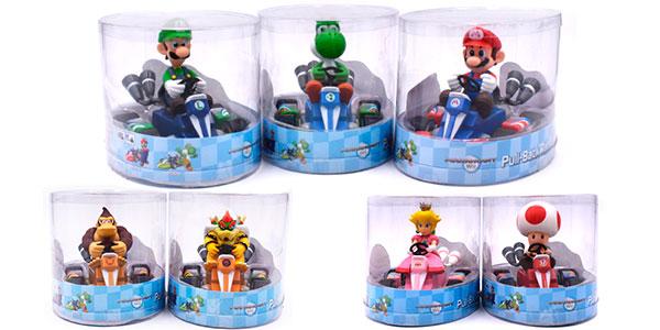 Chollo Figuras Super Mario Kart de 13 cm