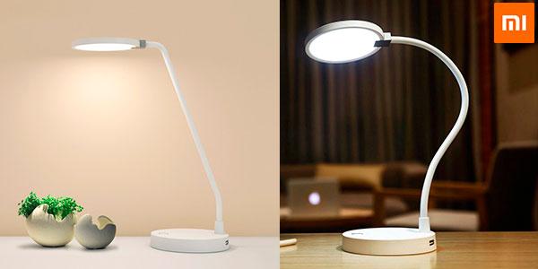Chollo Lámpara de escritorio Xiaomi Youpin Coowoo U1