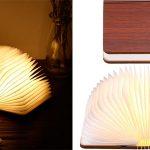 Chollo Lámpara LED plegable