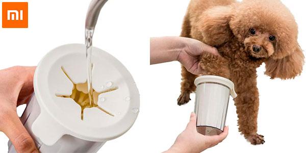 Chollo Limpiador de patas de perro Xiaomi Jordan & Judy