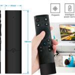 Chollo Control remoto Q5 para Android Box