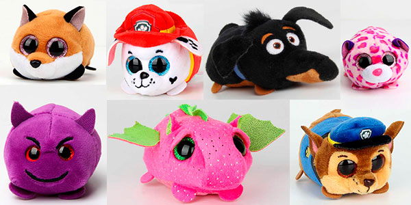 Chollo Mini peluches Tsum Tsum variados